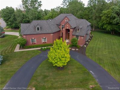 1101 Knob Creek Dr, Rochester, MI 48306 - MLS#: 21458683