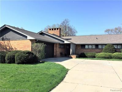 6890 Meadowlake Rd, Bloomfield Hills, MI 48301 - MLS#: 21458769