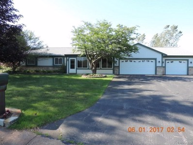 2351 Foxmore Cir, Highland, MI 48356 - MLS#: 21459499