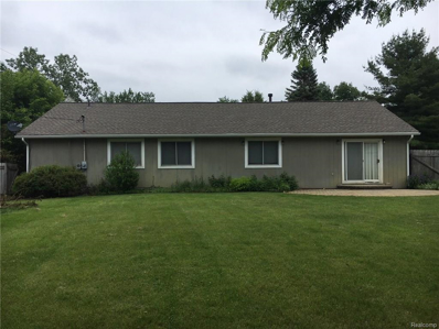 9050 Mayfred Dr, Pinckney, MI 48169 - MLS#: 21459799