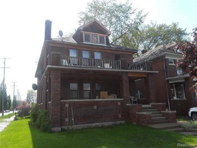 401 Eastlawn St, Detroit, MI 48215 - MLS#: 21460091