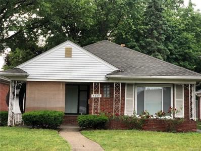 5669 Hubbell St, Dearborn Heights, MI 48127 - MLS#: 21460267