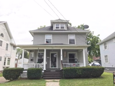501 Harwood St, Jackson, MI 49203 - MLS#: 21461738