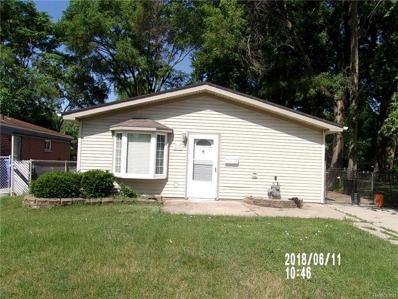 5130 Gulley, Dearborn Heights, MI 48125 - MLS#: 21461792