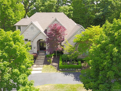 5987 Orchard Woods Dr, West Bloomfield, MI 48324 - MLS#: 21462009