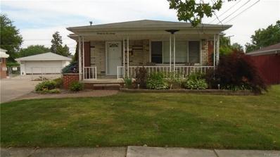 26520 Woodshire, Dearborn Heights, MI 48127 - MLS#: 21463286