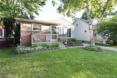 86 E Mapledale Ave, Hazel Park, MI 48030 - MLS#: 21463370