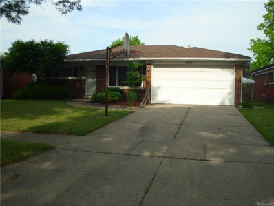29541 Orvylle Dr, Warren, MI 48092 - MLS#: 21463446
