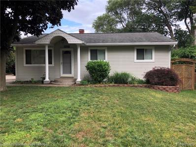 1557 Naylor St, West Bloomfield, MI 48324 - MLS#: 21464095