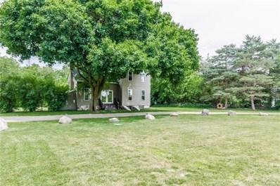 8051 Coyle Rd, Whitmore Lake, MI 48189 - MLS#: 21464141