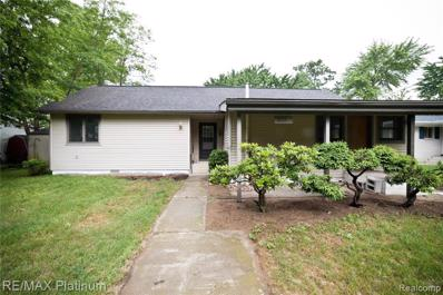 8732 Rushside Dr, Pinckney, MI 48169 - MLS#: 21465840