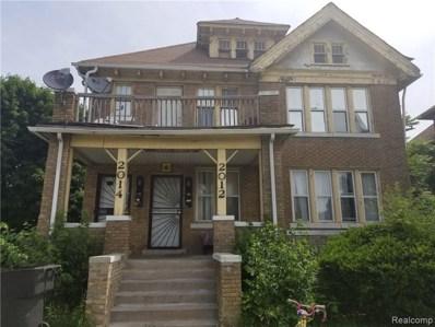 2012 E Grand Blvd, Detroit, MI 48211 - MLS#: 21467024