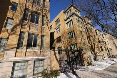 120 Seward St UNIT Unit#107, Detroit, MI 48202 - MLS#: 21467859