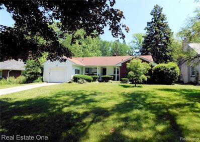 2373 Rutherford Rd, Bloomfield Hills, MI 48302 - MLS#: 21468115