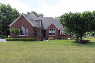 4097 Carriage Hill Drive, Metamora, MI 48455 - MLS#: 21468141