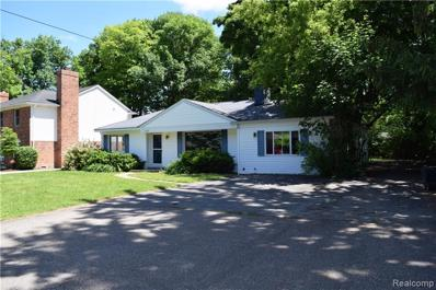 2651 Leroy Ln, West Bloomfield, MI 48324 - MLS#: 21468575