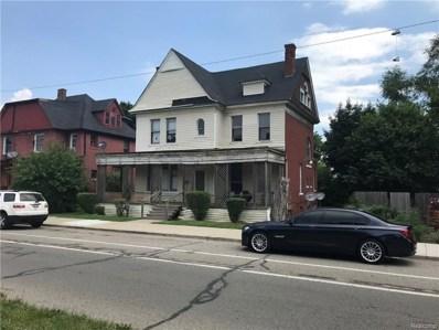 790 W Grand Blvd, Detroit, MI 48216 - MLS#: 21468609