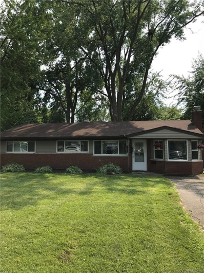 2515 Ivanhoe Dr, West Bloomfield, MI 48324 - MLS#: 21468772