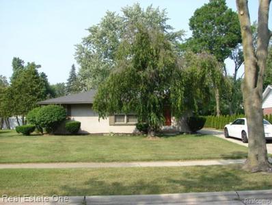 29256 Rock Creek Dr, Southfield, MI 48076 - MLS#: 21469183