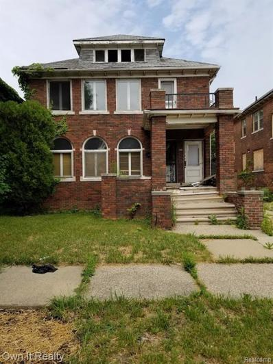 3460 Bedford St, Detroit, MI 48224 - MLS#: 21469993