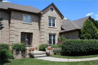 1672 Shaker Heights Crt, Bloomfield Hills, MI 48304 - MLS#: 21470164