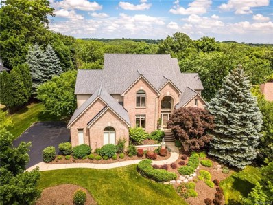 1650 Scenic Hollow Dr, Rochester Hills, MI 48306 - MLS#: 21470202