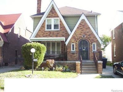 18702 Santa Rosa, Detroit, MI 48221 - MLS#: 21471083