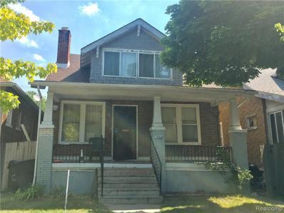 1254 Alter Rd, Detroit, MI 48215 - MLS#: 21471283