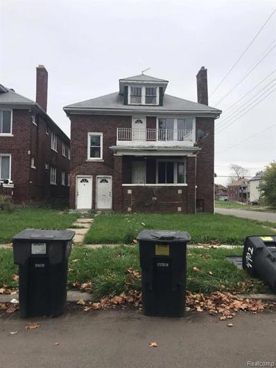 4909 Whitfield St, Detroit, MI 48204 - MLS#: 21472109