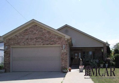1200 Maple Blvd, Monroe, MI 48162 - MLS#: 21474484
