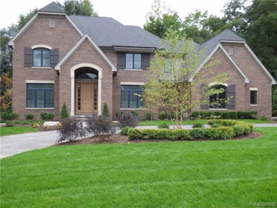 4345 Spruce Hill Ln, Bloomfield Hills, MI 48301 - MLS#: 21474568
