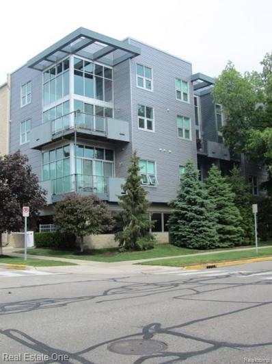 614 S Troy St UNIT Unit#207, Royal Oak, MI 48067 - MLS#: 21474802