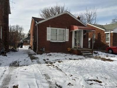 9635 Coyle St, Detroit, MI 48227 - MLS#: 21475352