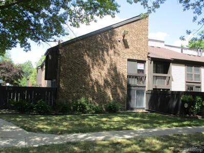 14166 Ziegler St UNIT Unit#64, Taylor, MI 48180 - MLS#: 21475950