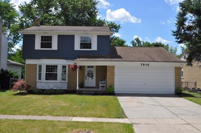 7916 Raintree Dr, Ypsilanti, MI 48197 - MLS#: 21476069