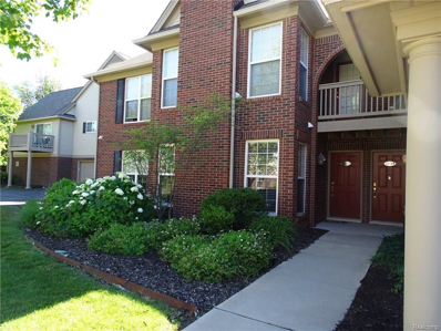 28552 Carlton Way Dr UNIT Unit#64>, Novi, MI 48377 - MLS#: 21477127
