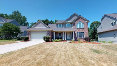 708 Shell Bark Crt, Grand Blanc, MI 48439 - MLS#: 21477395