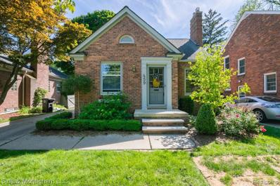 459 Touraine Rd, Grosse Pointe Farms, MI 48236 - MLS#: 21477404