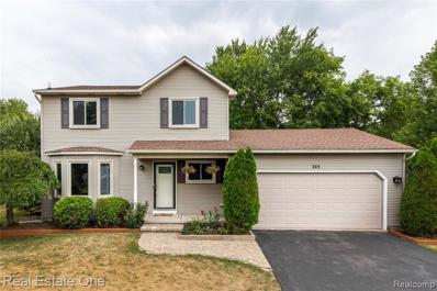 745 Feather Crt, South Lyon, MI 48178 - MLS#: 21479427