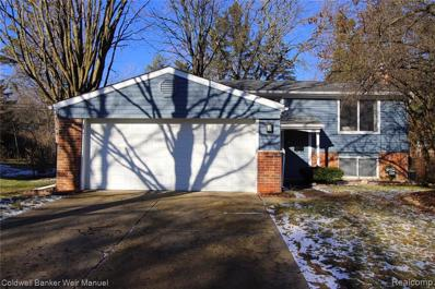507 Reed St, Northville, MI 48167 - MLS#: 21479571