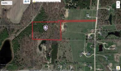 Vacant Land Five Lakes Rd, North Branch, MI 48461 - MLS#: 21479812