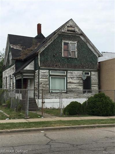 1015 Clay St, Detroit, MI 48211 - MLS#: 21479929
