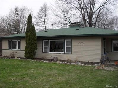 1620 Grange Rd, Trenton, MI 48183 - MLS#: 21479997
