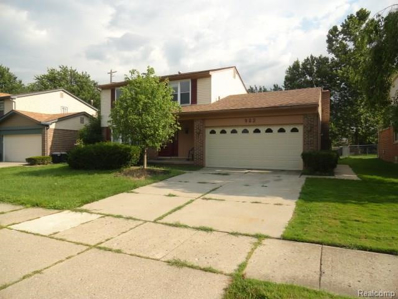 982 Princess Dr, Canton, MI 48188 - MLS#: 21480073
