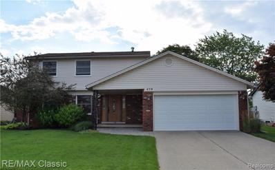 478 Roseland Dr, Update, MI 48187 - MLS#: 21480663