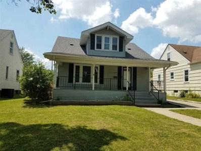 1422 Woodcroft, Flint, MI 48503 - MLS#: 21480690