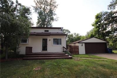 1110 Fairview St, White Lake, MI 48386 - MLS#: 21481506