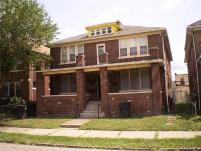 3759 Atkinson St, Detroit, MI 48206 - MLS#: 21481756
