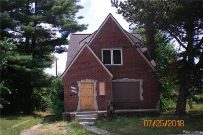 19348 Stotter St, Detroit, MI 48234 - MLS#: 21482031