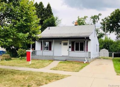 20632 Powers Ave, Dearborn Heights, MI 48125 - MLS#: 21482351